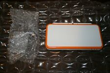 Nintendo - New Nintendo 2DS XL - White + Orange Manufacturer Refurbished