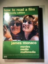 How to Read a Film by James Monaco (2000, DVD-ROM)