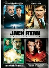 Jack Ryan Collection [4 Discs] (2013, DVD NIEUW)4 DISC SET