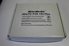 AVerMedia MTVPVR15P AverTV PVR 150 Plus Tuner Card