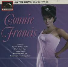 CONNIE FRANCIS - ALL TIME GREATS - 2 CDS - NEW!!
