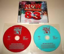 NOW THAT'S WHAT I CALL MUSIC ! 83  2 x CD Album Set  (2012)  43 Tracks  Ex/Mint.