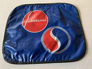 RARE Studebaker w/ logo sign Mechanic Mini Fender Cover Accessory