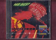 B.B.KING - HIS BEST THE ELECTRIC BB KING CD NUOVO SIGILLATO