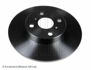 BLUE PRINT BRAKE DISCS REAR PAIR FOR A TOYOTA MR 2 I COUPE