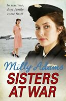 Adams, Milly, Sisters at War, Like New, Paperback