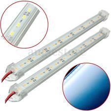 2x 30cm White 5630 SMD 21 Led Interior Strip Light Bar Car Van SUV Lamps Bulbs