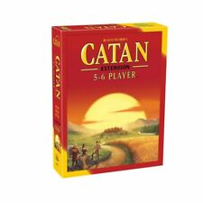 Authentic New - Settlers of Catan Board Game 5th Edition 5-6 Player EXTENSION