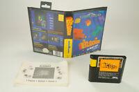 Sega Mega Drive *Blockout* OVP mit Anleitung
