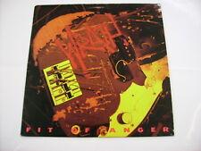 WRATH - FIT OF ANGER - LP REISSUE VINYL EXCELLENT CONDITION 1988 U.S.A.