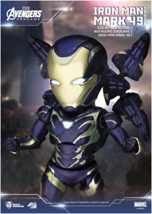 Avengers Endgame Iron Man MK49 Pepper Potts Figure Beast Kingdom EAA-109 Gift