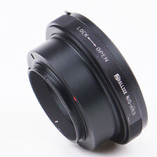 Dollice Nikon G mount AF-S Lens to Micro M4/3 M43 Camera Adapter OM-D E-M1 II G7