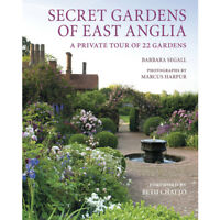 Secret Gardens of East Anglia By Barbara Segall Design & Planning pack NEW