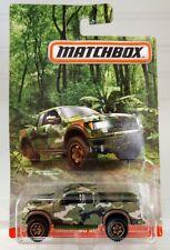 MATCHBOX Camouflage series: Ford F-150 SVT Raptor 2017