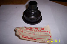 NOS Honda Exhaust Diffuser Pipe 1972-75  CB750K   18311-341-300 NEW OLD STOCK