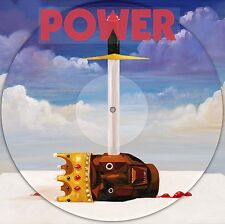 """Kanye West POWER Roc-A-Fella Records NEW VINYL PICTURE DISC 12"""" SINGLE"""