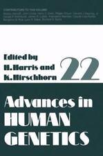 Advances in Human Genetics 22 (2013, Paperback)