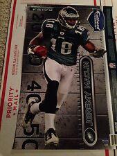 """NFL Jeremy Maclin Philadelphia Eagles 9"""" by 16"""" Fathead"""