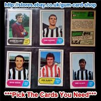 ☆ A&BC 1969 Green Back - 3rd Series (GOOD 117 - 170) *Pick The Cards You Need*