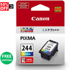 1Pk Genuine Canon Ink Cartridge CL-244 Color For MG2522 MG3020 MG2520 MG3022