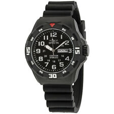 Invicta Coalition Forces Black Dial Mens Watch 25323