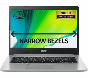 "Acer Aspire A514-52 14"" Intel Core i7-10510u 8GB RAM 512GB SSD Laptop - Win 10"