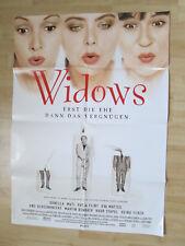 Filmplakat - Widows (Ornella Muti)