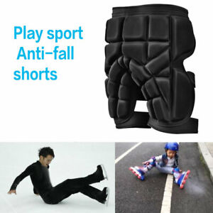 Fall Down Hip Protective Padded Safe Shorts for Snowboard Skate Ski Butt Guard