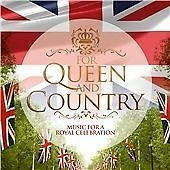 For Queen and Country: Music for a Royal Celebration (2016) 2cd new free uk post