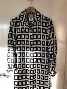 Authentic! Versace Coat/ Jacket , As New, Sz M, RRP $1245