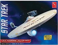 AMT Models Amt1080 1/537 Star Trek USS Enterprise Refit