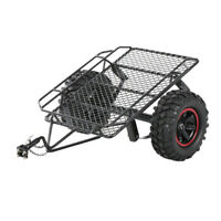 Metal Trailer Car for 1:10   Redcat Axial SCX10 RC Rock Crawler Parts