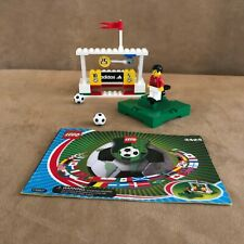 3424 LEGO Complete Soccer Sports Football Target Practice instruction vintage