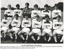 QPR YOUTH TEAM FOOTBALL PHOTO 1979-80 SEASON