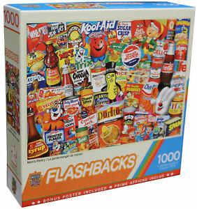 Flashbacks Mom's Pantry 1000-Piece Jigsaw Puzzle