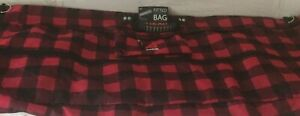ATHALON Fitted Snowboard Bag 170 cm #356 Lumberjack  Nwt