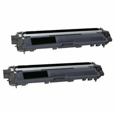 2 Pack TN221bk Toner Black TN225 Ink for Brother MFC-9130CW MFC-9330CDW 3170CDW