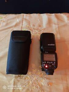 Canon Speedlite 600EX-RT Usato Come NUOVO