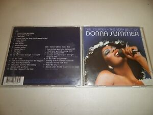 Donna Summer : The Journey: The Very Best of Donna Summer 2CD Limited  Album