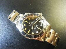 Rolex 5513 Matte Dial Submariner Automatic Watch