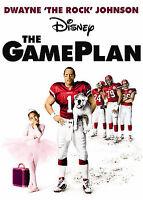 The Game Plan (Full Screen DVD) - Dwayne The Rock Johnson