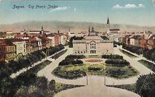 Zagreb AK 1919 Trg Franje Josipa Hrvatska Kroatien 1802137
