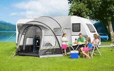 Berger Reisevorzelt Garda-L aufblasbar Wohnwagen Camping Urlaub Teilvorzelt Zelt