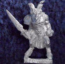 1989 hierro garra caos Beastman espadahíbrido360°Ultra    plata+vidrio  paraiphone
