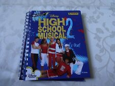 Album Disney High School Musical 2 complet PANINI 2007
