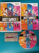 NINTENDO Wii : just dance 2014