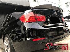 MotorFansClub Rear Spoiler for BMW E92 320i 328i 335i Coupe Trunk Spoiler M4 Style 2007-13 Real Carbon Fiber