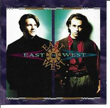 East to West by East to West s/t self-titled CD Jay DeMarcus of Rascal Flatts 93