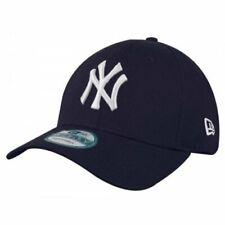 be789da250aae New Era Mens MLB Basic NY Yankees 9Forty Adjustable Baseball Cap