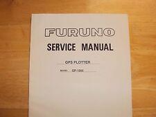 Furuno GP-1800 Gps Plotter service manual used